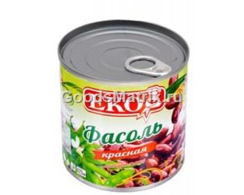 Фасоль красная натуральная ТМ Eko (Эко), 420 г