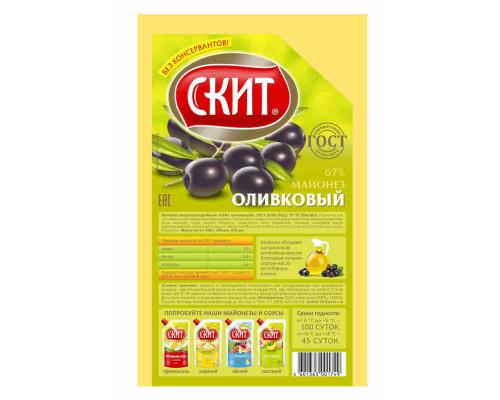 Майонез СКИТ оливковый, 375мл
