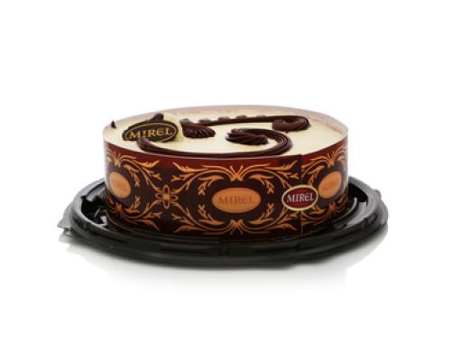 Торт три шоколада ТМ Mirel (Мирель)