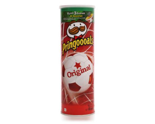 Чипсы Оригинальные ТМ Pringles (Принглс)