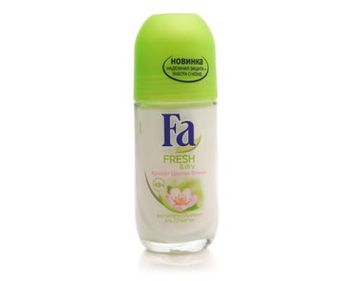 Антиперспирант Fa Fresh & dry Аромат Цветка Вишни ТМ Fa (Фа)