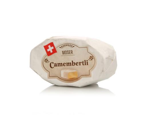 Сыр Camembertly 50% ТМ Moser (Мозер)