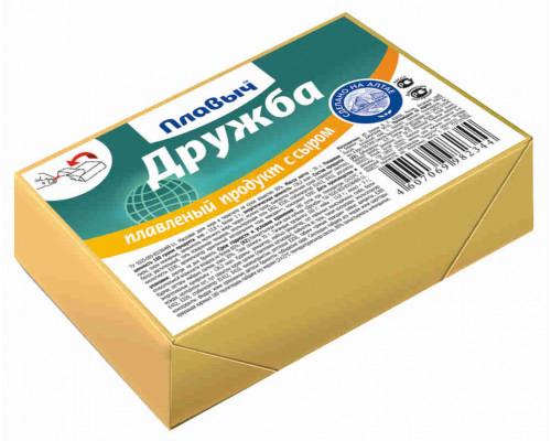Продукт плавленый с сыром Плавыч Дружба 70г брикет
