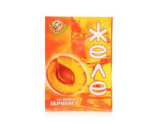 Желе со вкусом абрикоса ТМ Добрый Гном