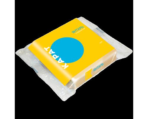 Сыр плавленый Янтарь ТМ Карат, 45%, 150 г