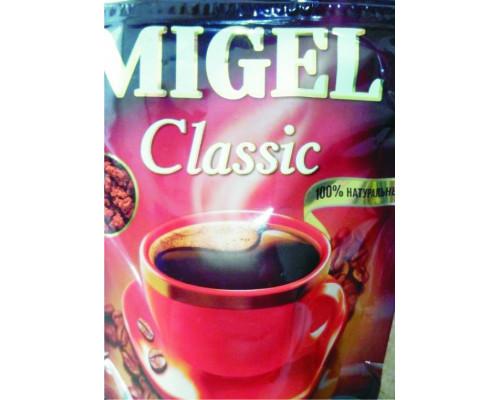 Кофе ТМ Migel (Мигель) Classic, натуральный, растворимый, гранулированный, 75 г