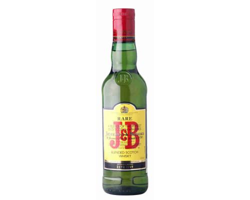 Виски J&B Rare шотландский купаж 40% 0,5л