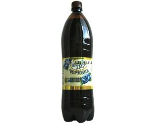 Напиток ТМ Таежный дар, черника на травах, 1,5 л