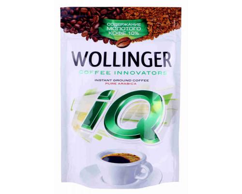 Кофе Wollinger IQ  растворимый 75г пак
