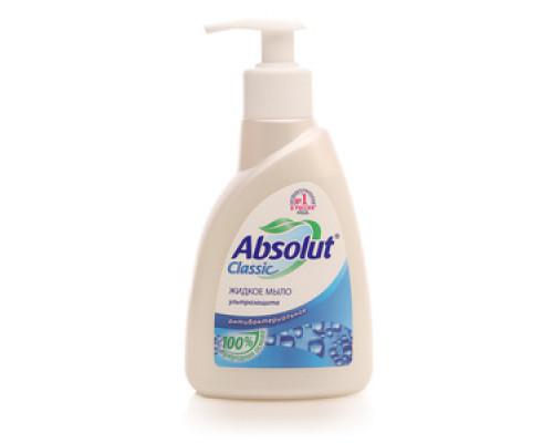 Жидкое мыло ультразащита ТМ Absolut Classic (Абсолют классик)