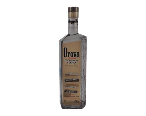 Водка Drova (Дрова), 40%, 0,5 л
