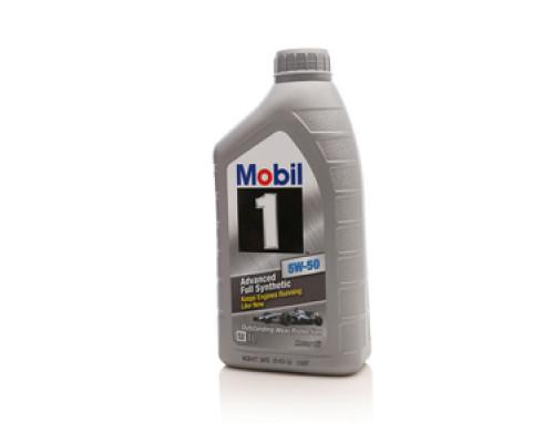 Масло моторное синтетическое 5W-50 ТМ Mobil 1 (Мобил1)