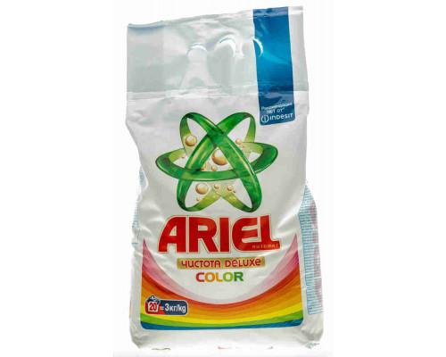 Стиральный порошок Ariel Color автомат 3кг