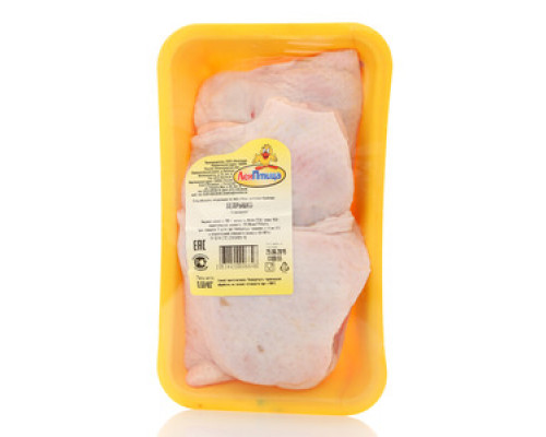 Бедро цыпленка-бройлера охлажденное ТМ ЛенПтица