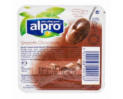 Десерт соевый Alpro шоколад 2,3% 125г