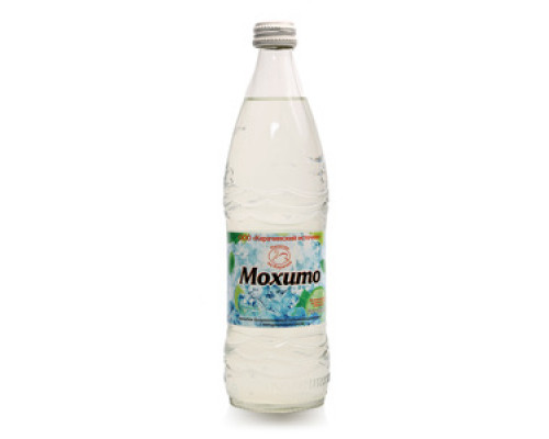 Безалкогольный сильногазированный напиток с натуральным соком лайма ТМ Мохито