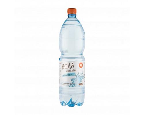 Вода питьевая Д, негазированная, 1,5 л