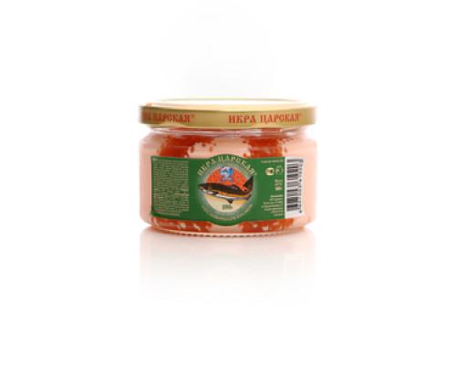 Икра царская лососевая имитированная со сливочным кремом ТМ Европром