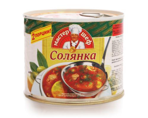 Солянка ТМ Мастер Шеф