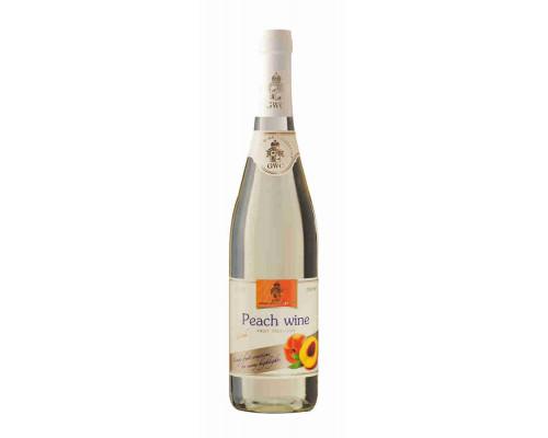 Винный напиток Fruit GWC peach персик 11% об. 0.7л стеклянная бутылка