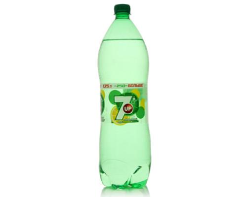 Напиток безалкогольный сильногазированный 7-UP (Сэвэен-ап), 1,75 л