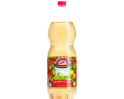 Напиток Экстра-ситро из Черноголовки, 2 л