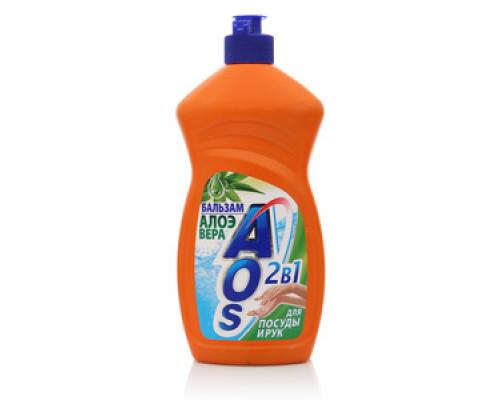 Бальзам для мытья посуды Алоэ Вера ТМ AOS (АОС)