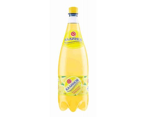 Напиток Калинов лимонад б/а газ.1,5л ПЭТ