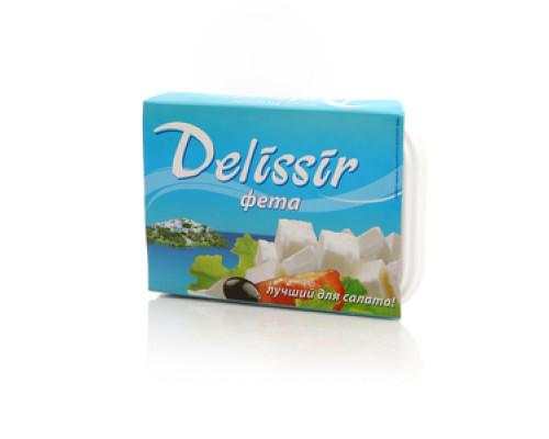 Продукт сырный Delissir фета ТМ Карат (Делиссир)