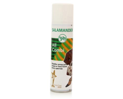 Комби-уход для кожи и текстиля всех цветов ТМ Salamander (Саламандер)