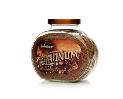 Кофе растворимый сублимированный Platinum ТМ Ambassador (Амбасадор)
