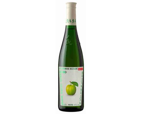 'Вино Фруктовое (плодовое)''Сливовое белое'' п/сл 0.7л'