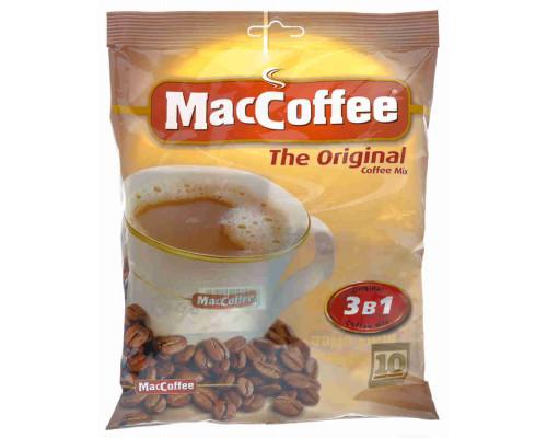 Напиток кофейный MacCoffee 3в1, 20 г