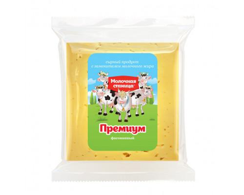 Сыр Премиум ТМ Молочная Станица, 45%, 250 г