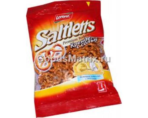 Крендельки Saltletts соленые 50 г