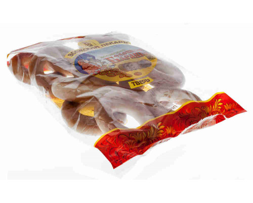 Баранки Волжский пекарь сдобные 500г
