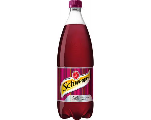 Напиток Schweppes Дерзкий гранат 1 л