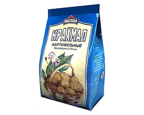 Крахмал картофельный ТМ Распак, 500 г