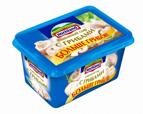 Сыр плавленый Hochland с грибами 400г пл/в