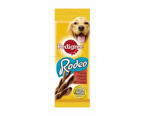 Лакомство д/собак Pedigree Rodeo 70г