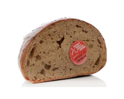 Хлеб митава бездрожжевой заварной ТМ Хлебное местечко