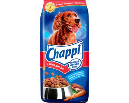 Корм для собак с говядиной ТМ Chappi (Чаппи)