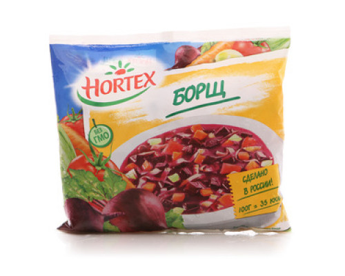 Овощная смесь Борщ ТМ Hortex (Хортекс)