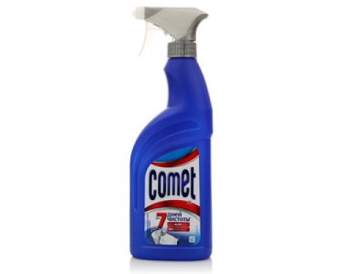 Чистящий спрей для ванной комнаты ТМ Comet (Комет)