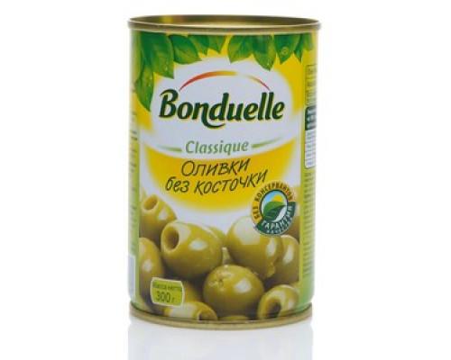 Оливки ТМ Bonduelle (Бондюэль) без косточки