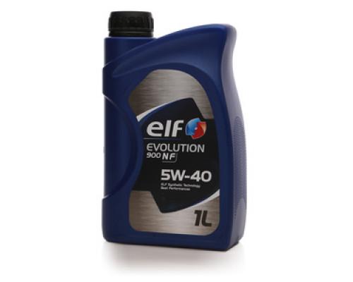 Масло моторное полусинтетическое Evolution(эволюшен)900  5W-40 ТМ Elf (элф)