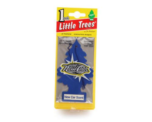 Освежитель воздуха подвесной для а/м New Car Scent ТМ Little Trees (Литл Трис)
