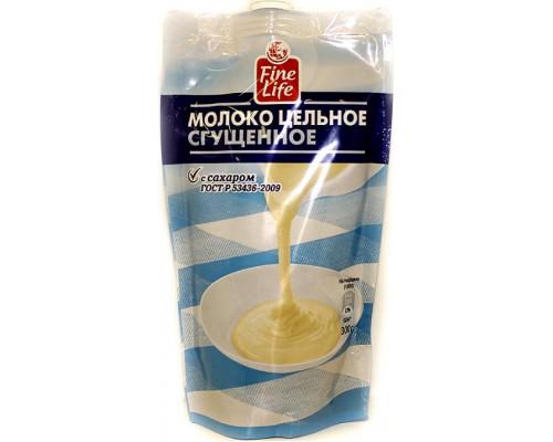 Сгущеное молоко ТМ Fine Life (Файн Лайф), 300 г