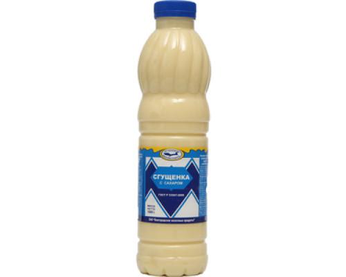 Молоко сгущенное с сахаром Сгущенка 8,5% ТМ Славянка