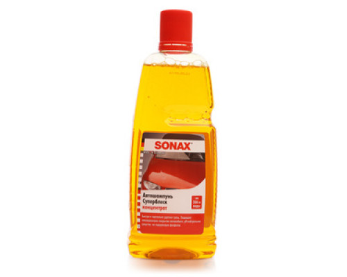 Автошампунь концентрат ТМ Sonax (Сонакс)